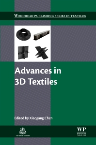 Cover image for Advances in 3D Textiles