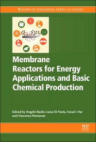 Cover image for Membrane Reactors for Energy Applications and Basic Chemical Production