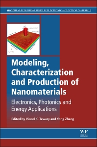 Cover image for Modeling, Characterization and Production of Nanomaterials
