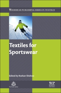 Cover image for Textiles for Sportswear