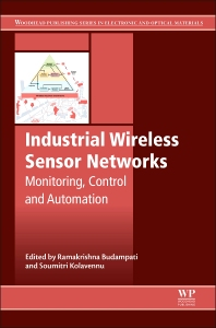 Cover image for Industrial Wireless Sensor Networks