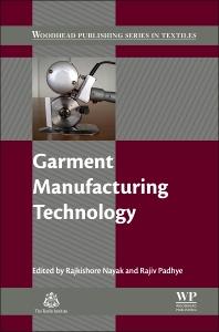 Cover image for Garment Manufacturing Technology