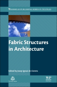 Cover image for Fabric Structures in Architecture