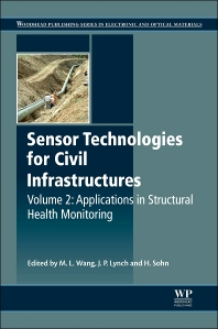 Cover image for Sensor Technologies for Civil Infrastructures, Volume 2
