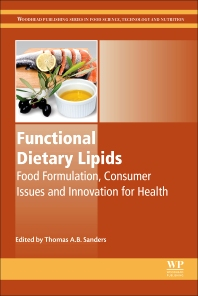 Cover image for Functional Dietary Lipids