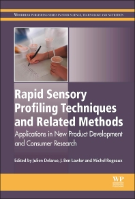 Cover image for Rapid Sensory Profiling Techniques