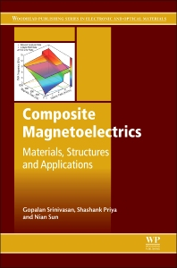 Cover image for Composite Magnetoelectrics