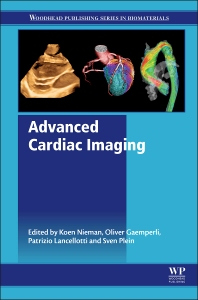 Cover image for Advanced Cardiac Imaging