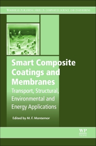 Cover image for Smart Composite Coatings and Membranes