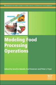 Cover image for Modeling Food Processing Operations