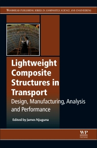 Cover image for Lightweight Composite Structures in Transport