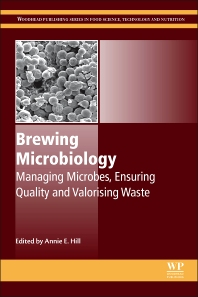 Cover image for Brewing Microbiology