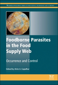 Cover image for Foodborne Parasites in the Food Supply Web