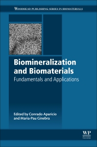 Cover image for Biomineralization and Biomaterials