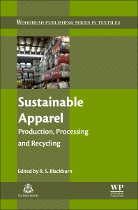 Cover image for Sustainable Apparel