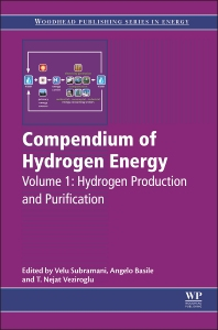 Cover image for Compendium of Hydrogen Energy