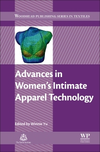Cover image for Advances in Women's Intimate Apparel Technology