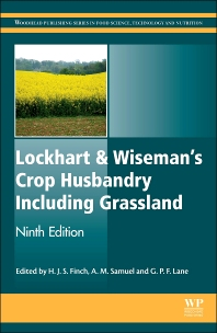 Lockhart and Wiseman's Crop Husbandry Including Grassland - 9th Edition - ISBN: 9781782423713, 9781782423928