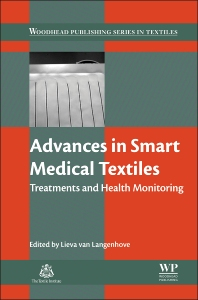 Cover image for Advances in Smart Medical Textiles