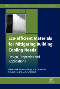 Cover image for Eco-efficient Materials for Mitigating Building Cooling Needs
