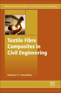Cover image for Textile Fibre Composites in Civil Engineering