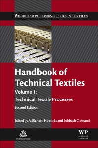 Handbook of Technical Textiles - 2nd Edition - ISBN: 9781782424581, 9781782424819