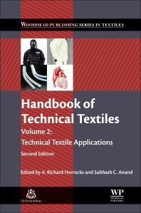 Handbook of Technical Textiles - 2nd Edition - ISBN: 9781782424659, 9781782424888