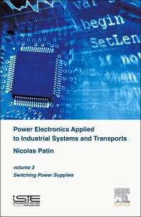 Cover image for Power Electronics Applied to Industrial Systems and Transports, Volume 3