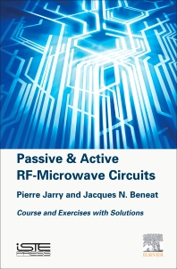 Passive and Active RF-Microwave Circuits - 1st Edition - ISBN: 9781785480065, 9780081004722