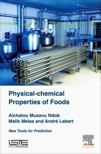 Cover image for Physical-Chemical Properties of Foods