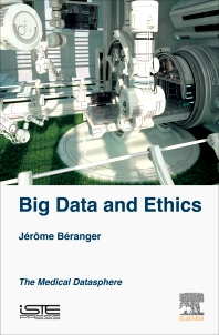Cover image for Big Data and Ethics