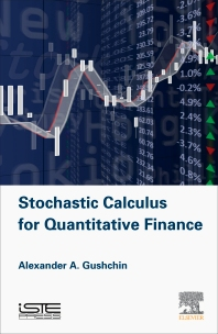 Cover image for Stochastic Calculus for Quantitative Finance