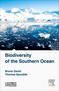 Cover image for Biodiversity of the Southern Ocean