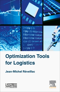 Cover image for Optimization Tools for Logistics