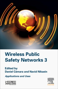 Cover image for Wireless Public Safety Networks 3
