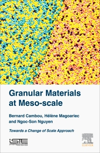 Cover image for Granular Materials at Meso-scale