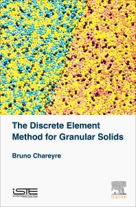 Cover image for Handbook of Discrete Element Method for Dense Granular Solids