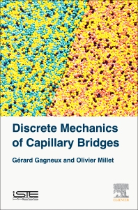 Cover image for Discrete Mechanics of Capillary Bridges