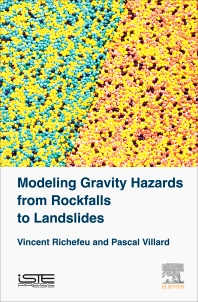 Cover image for Modeling Gravity Hazards from Rockfalls to Landslides