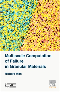 Cover image for Multiscale Computation of Failure in Granular Materials