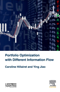 Cover image for Portfolio Optimization with Different Information Flow