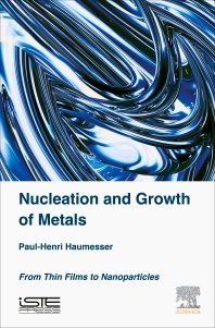 Cover image for Nucleation and Growth of Metals
