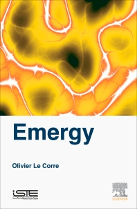 Emergy - 1st Edition - ISBN: 9781785480973, 9780081011942