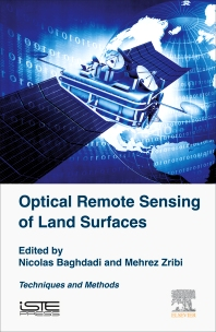 Cover image for Optical Remote Sensing of Land Surface