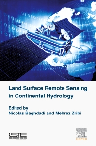 Cover image for Land Surface Remote Sensing in Continental Hydrology