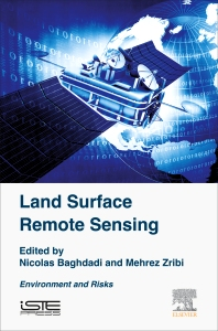 Cover image for Land Surface Remote Sensing