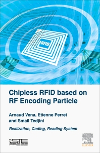 Cover image for Chipless RFID based on RF Encoding Particle