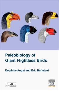 Cover image for Palaeobiology of Giant Flightless Birds