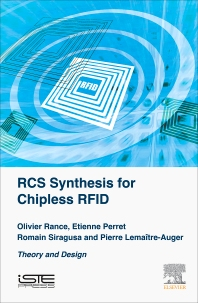 Book cover image for RCS Synthesis for Chipless RFID