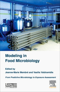 Cover image for Modeling in Food Microbiology